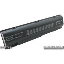 Аккумулятор ExtraDigital для ноутбуков HP Pavilion dv1000 HSTNN-UB17 (10.8V/5200mAh) Black (BNH3943)
