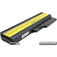 Аккумулятор ExtraDigital для ноутбуков Lenovo IdeaPad G550 (11.1V/5200mAh/6Cells) (BNL3953)