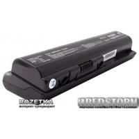 Аккумулятор для HP DV4 Black (10.8V/8800mAh/12Cells) (100998)