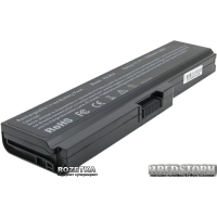 Аккумулятор ExtraDigital для ноутбуков Toshiba Satellite M800 (11.1V/5200mAh/6Cells) (BNT3962)