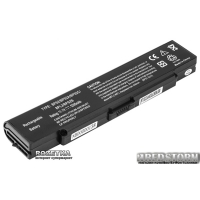 Аккумулятор PowerPlant для Sony Vaio PCG-6C1N Black (11.1V/5200mAh/6Cells) (NB00000138)