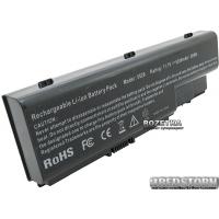 Аккумулятор ExtraDigital для ноутбуков Acer Aspire 5520 AS07B31 (11.1V/5200mAh) Black (BNA3911)
