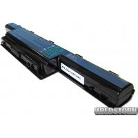 Аккумулятор Grand-X для ноутбука Acer Aspire 4741 (11.1V/4400mAh) (AS10D31)
