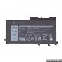 Батарея для ноутбука Dell Latitude E5550 G5M10, 6460mAh (51Wh), 4cell, 7.4V, Li-Po, черная, ОРИГИНАЛЬНАЯ