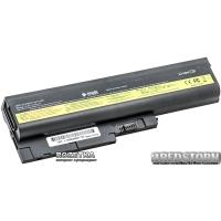 Аккумулятор PowerPlant для Lenovo ThinkPad R60 Black (10.8V/5200mAh/6Cells) (NB00000027)
