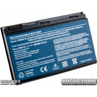 Аккумулятор PowerPlant Grape32, AR5321 для Acer Extensa 5210 Black (11.1V/5200mAh/6 Cells) (NB00000145)