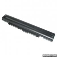 Аккумуляторная батарея для ноутбука Asus U U53JC 14.8V 5200mAhr (53-A42-UL50)