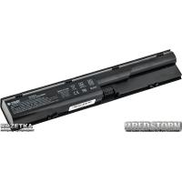 Аккумулятор PowerPlant HSTNN-I02C для HP ProBook 4330s Black (10.8V/5200mAh/6 Cells) (NB00000210)