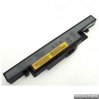 Батарея Lenovo IdeaPad Y410, Y490, Y590, Y400, Y500, Y510 (L11S6R01, L12L6E01) (11.1V 4400mAh), (62885)