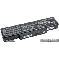 Аккумулятор PowerPlant для Asus F2, F3 Black (11.1V/5200mAh/6Cells) (NB00000012)
