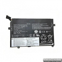 Батарея для ноутбука Lenovo 01AV411 (ThinkPad Edge E470, E470C, E475 series) 11.1V 45Wh