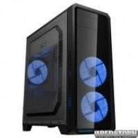 Корпус GameMax G561-F Blue без БП