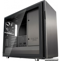 Корпус Fractal Design Define R6 USB-C Gunmetal TG Titanium (FD-CA-DEF-R6C-GY-TGL)