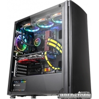 Корпус Thermaltake Versa H27 Tempered Glass Edition (CA-1J6-00M1WN-00)