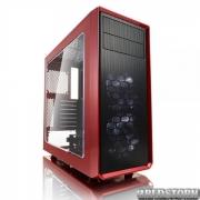 Fractal Design Focus G Red/Black (FD-CA-FOCUS-RD-W)