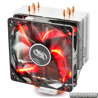 Кулер DeepCool Gammaxx 400 Red