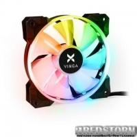 Кулер для корпуса Vinga RGB fan-02