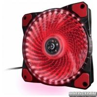 Кулер Frime Iris LED Fan 33LED Red (FLF-HB120R33)