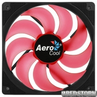 Кулер Aerocool Motion 12 Plus Red LED 120 мм