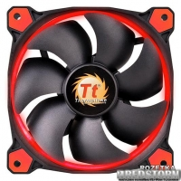 Кулер Thermaltake Riing 14 Red LED (CL-F039-PL14RE-A)