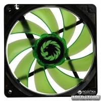 Кулер GameMax WindForce LED 120 мм Green (GMX-WF12G)