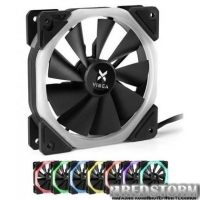 Кулер для корпуса Vinga RGB fan-03