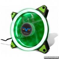 Кулер Frime Iris LED Fan Single Ring Green (FLF-HB120GSR)