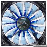 Кулер Aerocool Shark Fan 120 мм Blue LED