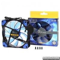 Вентилятор ProLogix 120*120*25 32 3+4pin Blue (PLF-SB120R4)
