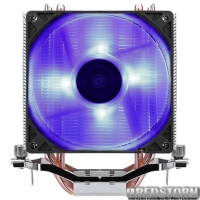 Кулер Aerocool Verkho 4 Lite LED Blue