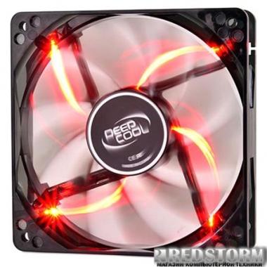 Кулер DeepCool Wind Blade 120 Red