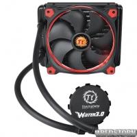 Система жидкостного охлаждения Thermaltake Water 3.0 Riing Red 140 (CL-W150-PL14RE-A)