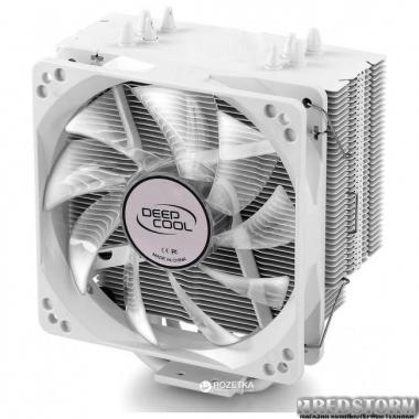 Кулер DeepCool Gammaxx 400 White