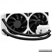 Система жидкостного охлаждения DeepCool Captain 240EX White RGB