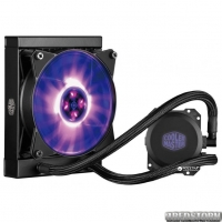 Система жидкостного охлаждения Cooler Master MasterLiquid ML120L RGB (MLW-D12M-A20PC-R1)