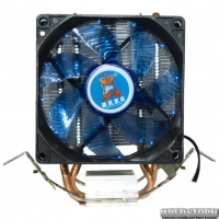 Кулер Cooling Baby R90 Blue Led