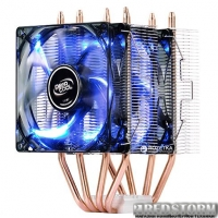 Кулер DeepCool Frostwin LED V2.0