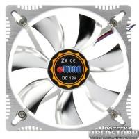 Кулер Titan Aluminium Frame TFD-A8025L12Z(RB)