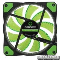 Кулер GameMax GaleForce 32xLED 120 мм Green (GMX-GF12G)