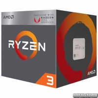 Процессор AMD Ryzen 3 2200G 3.5GHz/4MB (YD2200C5FBBOX) sAM4 BOX