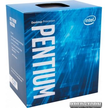 Процессор Intel Pentium G4560 3.5GHz/8GT/s/3MB (BX80677G4560) s1151 BOX