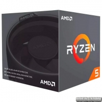Процессор AMD Ryzen 5 1600 3.2GHz/16MB (YD1600BBAFBOX) sAM4 BOX