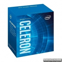Процессор Intel Celeron LGA1151 G3930 Box 2x29 GHz HD Graphic 610 1050 MHz L3 2Mb Kaby Lake 14 nm TDP 51W BX80677G3930