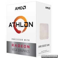 Процессор AMD Athlon 220GE 3.4GHz/4MB (YD220GC6FBBOX) AM4 BOX