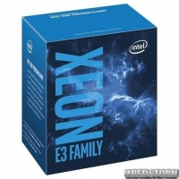 Процессор Intel Xeon E3-1240 v6 Box (BX80677E31240V6 S R327)