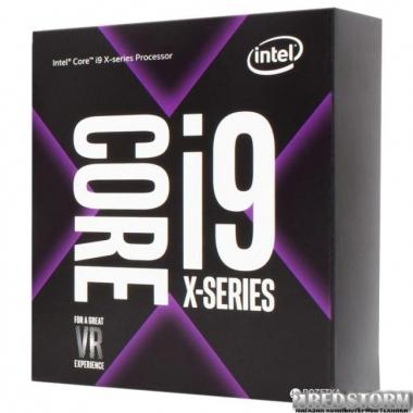 Процессор Intel Core i9-7940X X-Series 3.1GHz/8GT/s/19.25MB (BX80673I97940X) s2066 BOX