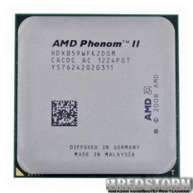 Процессор AMD Phenom™ II X2 B59 (HDXB59WFK2DGM)