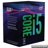 Процессор Intel Core i5-8400 2.8GHz/8GT/s/9MB (BX80684I58400) s1151 BOX