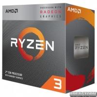 Процессор AMD Ryzen 3 3200G 3.6GHz/4MB (YD3200C5FHBOX) sAM4 BOX