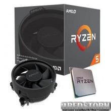 ПРОЦЕССОР AMD RYZEN 5 2600 (YD2600BBAFMPK)
